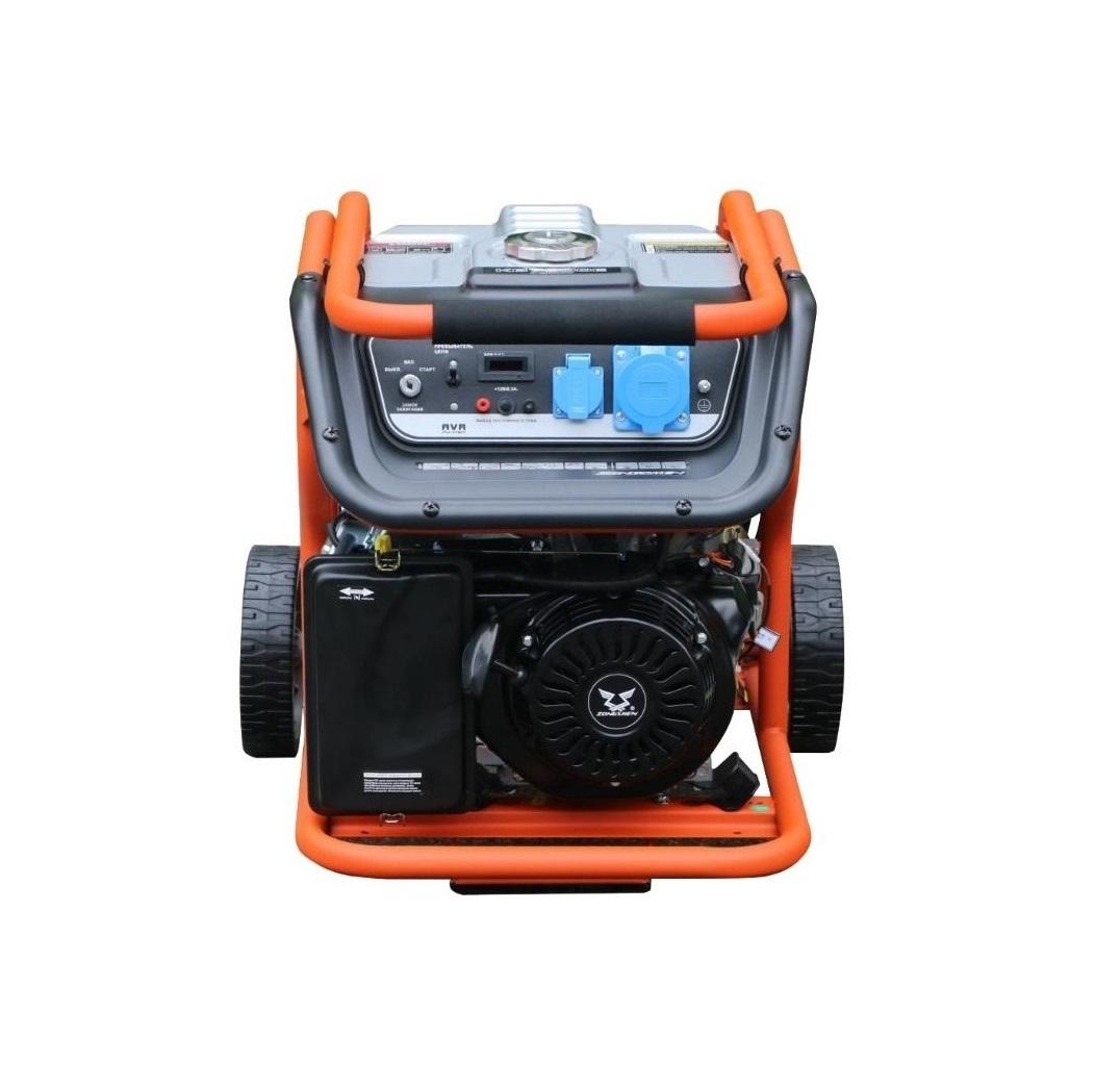Бензиновый генератор (Бензогенератор) Zongshen KB 5000