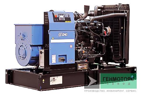 Дизельный генератор (электростанция) SDMO J220K2