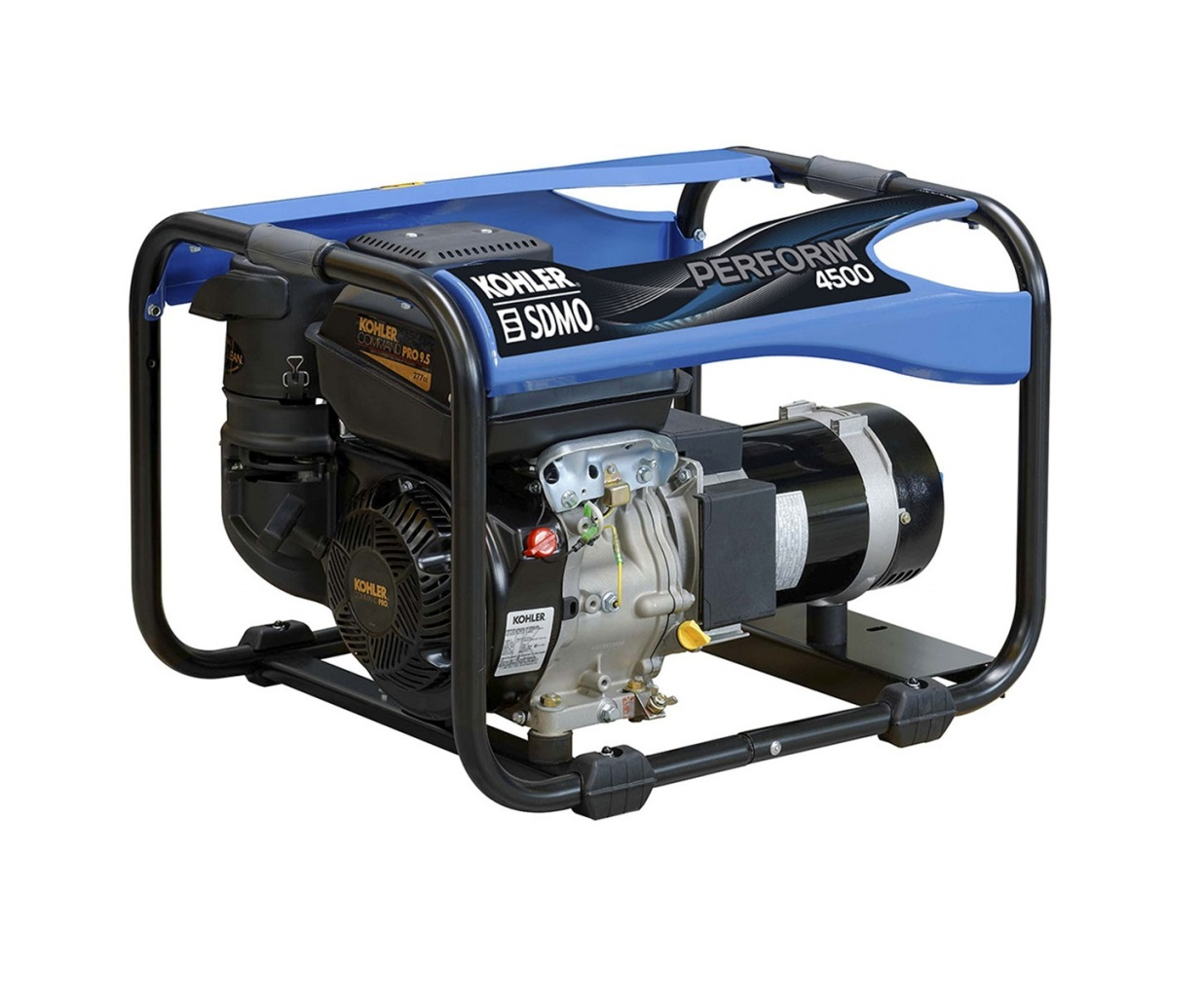 Бензиновый генератор (Бензогенератор) SDMO PERFORM 4500