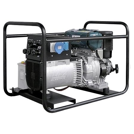 Дизельный генератор (электростанция) Energo ED 6.0/230-SL