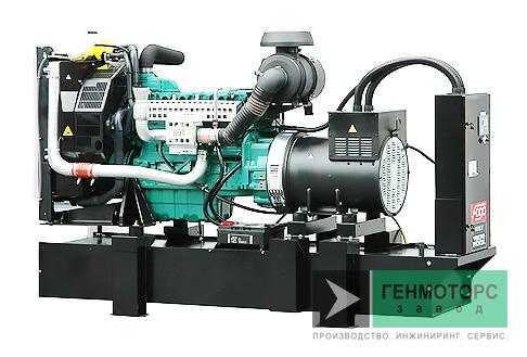 Дизельный генератор (электростанция) FOGO FDF200VS