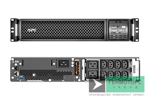 Источник бесперебойного питания APC Smart-UPS SRT3000RMXLW-IEC