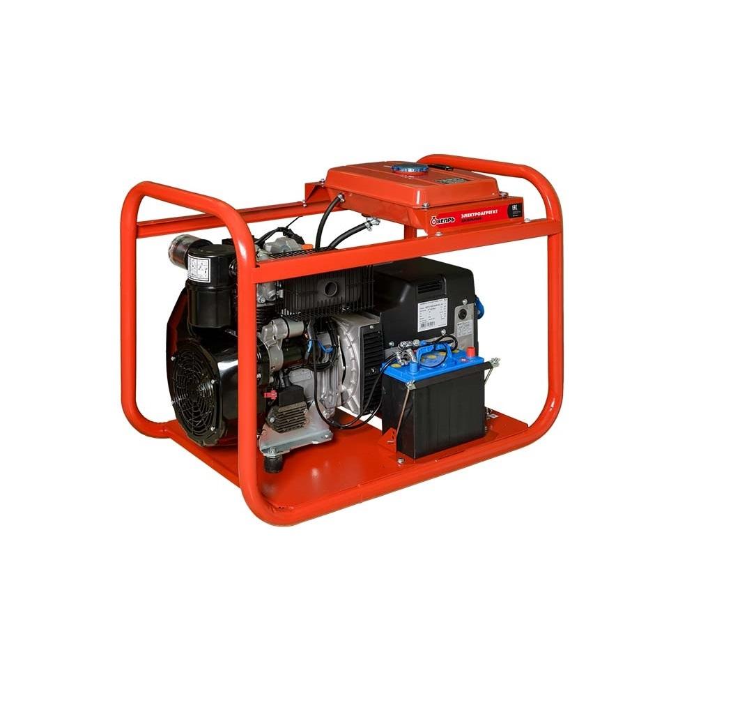 Дизельный генератор (электростанция) ВЕПРЬ АДП 12-Т400/230 ВЛ-БС