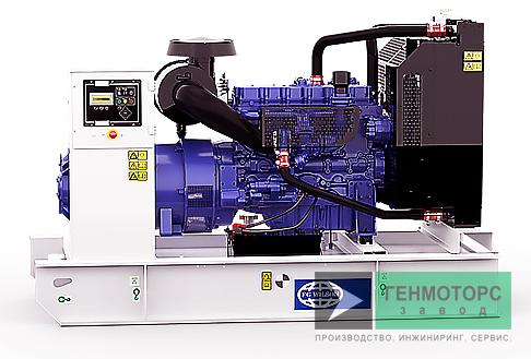 Дизельный генератор (электростанция) FG Wilson P220-3