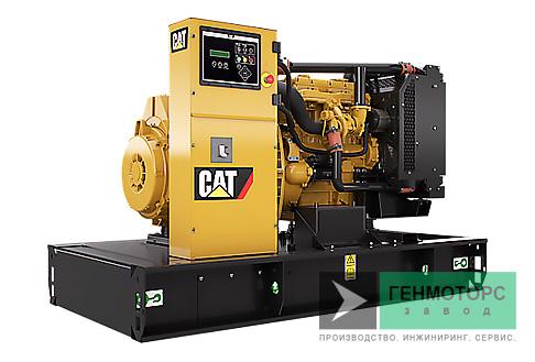 Дизельный генератор (электростанция) Caterpillar DE50E0