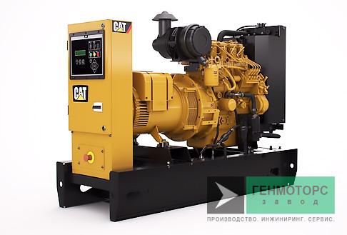 Дизельный генератор (электростанция) Caterpillar DE18E3