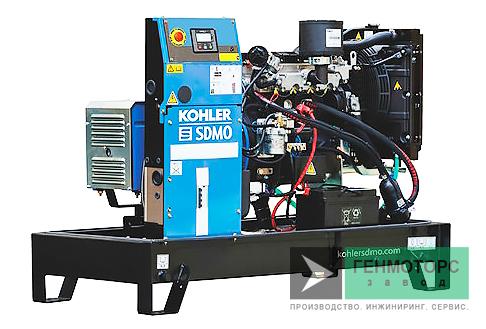 Дизельный генератор (электростанция) SDMO K12M