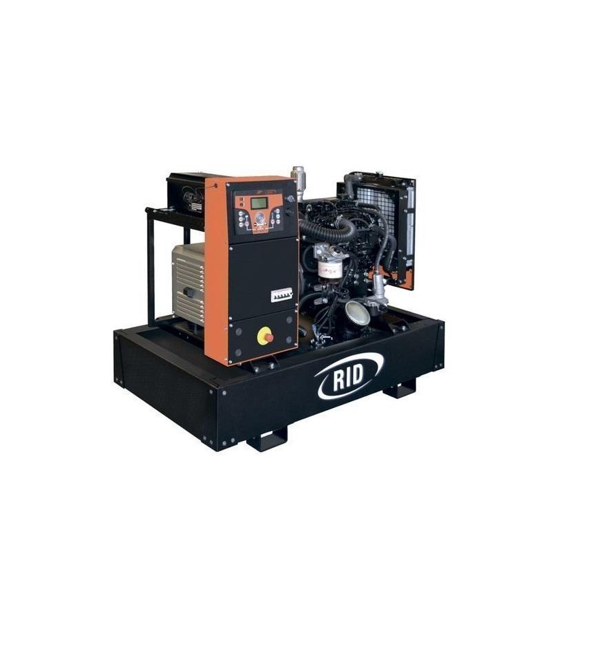 Дизельный генератор (электростанция) RID 20 S-SERIES