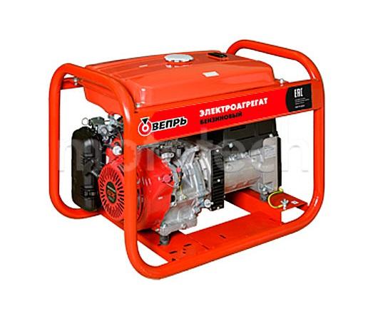 Бензиновый генератор (Бензогенератор) Вепрь АБП 6-230 ВХ