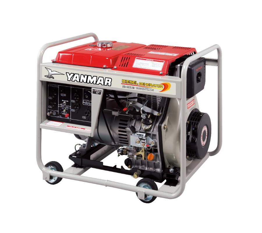 Дизельный генератор (электростанция) Yanmar YDG5500N-5EB