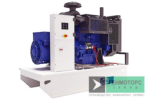 Дизельный генератор (электростанция) FG Wilson F125-1