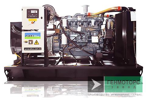 Дизельный генератор (электростанция) AKSA AD185