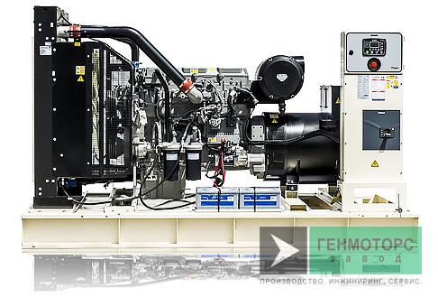 Дизельный генератор (электростанция) Teksan TJ385PE5A