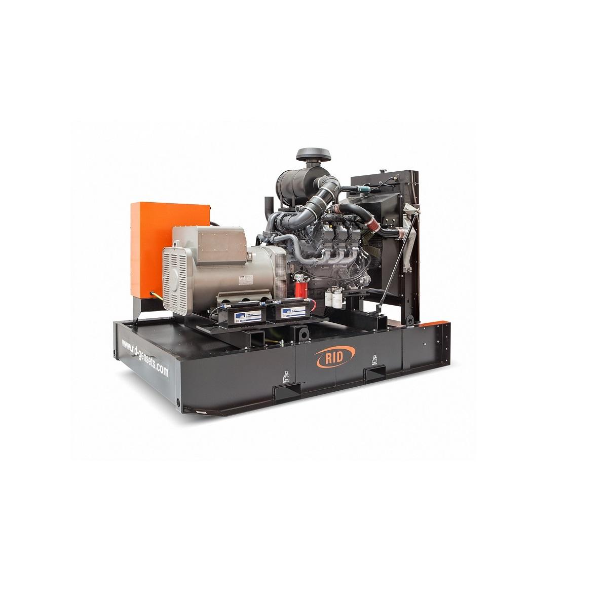 Дизельный генератор (электростанция) RID 300 S-SERIES