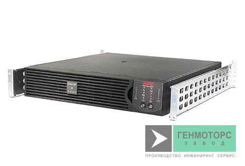 Источник бесперебойного питания APC Smart-UPS SURT2000RMXLI