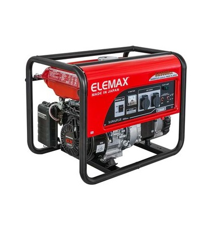 Бензиновый генератор (Бензогенератор) ELEMAX SH3900EX-R
