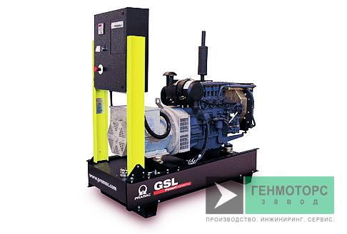 Дизельный генератор (электростанция) Pramac GSL22D