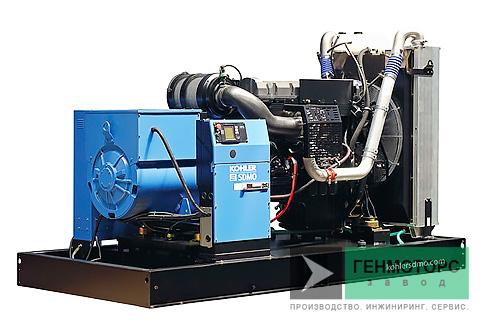 Дизельный генератор (электростанция) SDMO V550C2