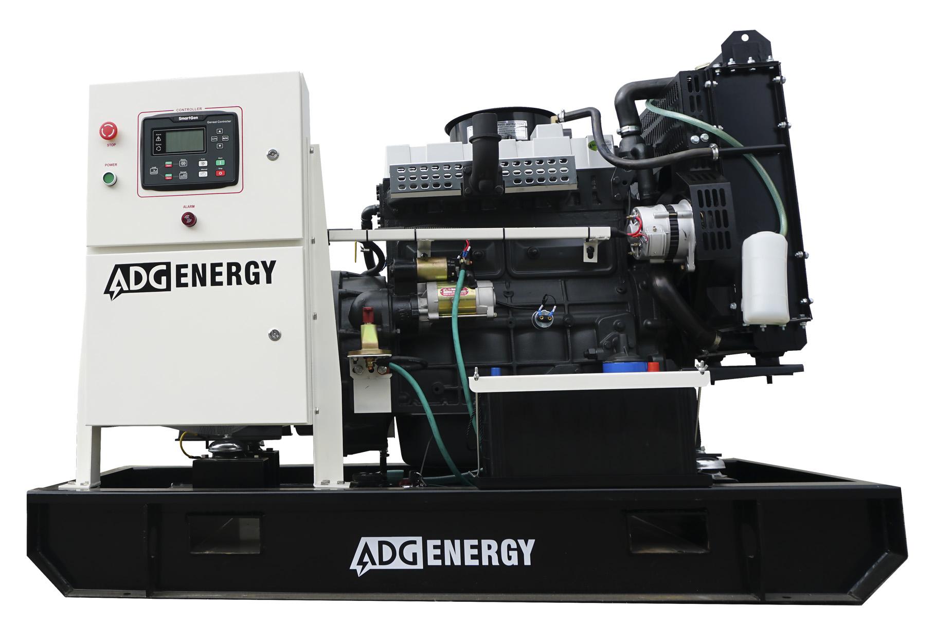 Дизельный генератор (электростанция) ADG-ENERGY AD10-Т400