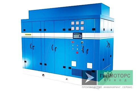 Газопоршневая электростанция (ГПУ) Tedom Quanto D2000