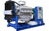 Дизельный генернатор (ДГУ, ДЭС) 100 кВт / 125 кВА ТСС АД-100С-Т400-1РМ2 Marelli