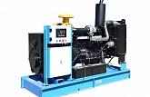 Дизельный генернатор (ДГУ, ДЭС) 100 кВт / 125 кВА ТСС АД-100С-Т400-1РМ19